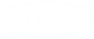 logo mercado de la playa